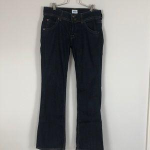 Hudson Petite Boot Cut Jeans size 28